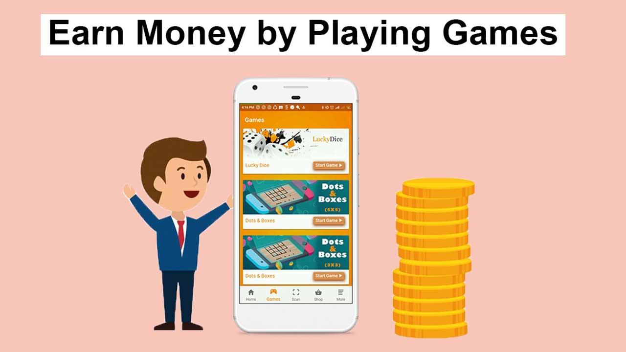 Game Online yang Menghasilkan Uang Asli